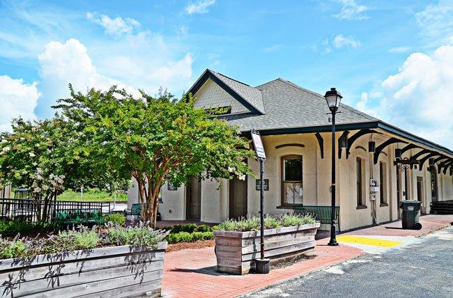 Kingstree Depot