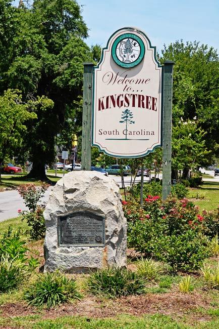 Kingstree Marker