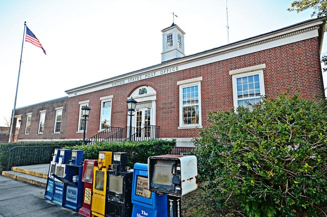 Kingstree Post Office Building