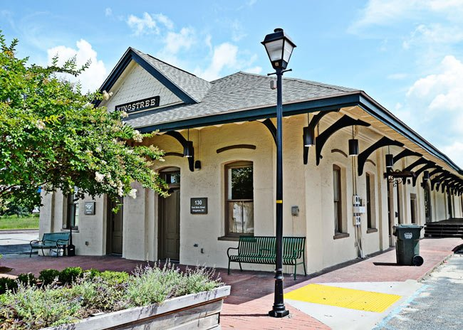 Kingstree Train Depot