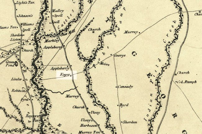 Koger House Mills Atlas