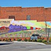 Lake City Mural