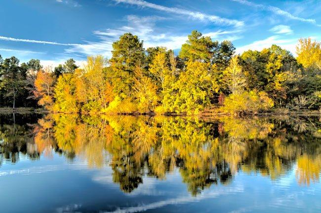 Lake Crandall Greenway