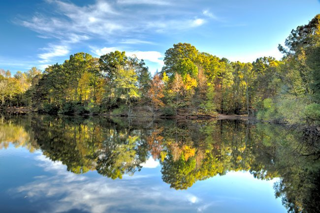 Lake Crandall