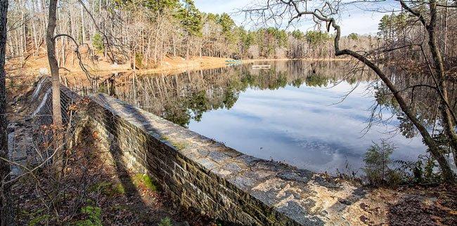 Lake Crawford Dam