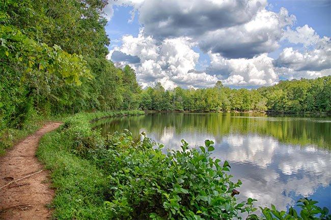 Lake Haigler in Fort Mill