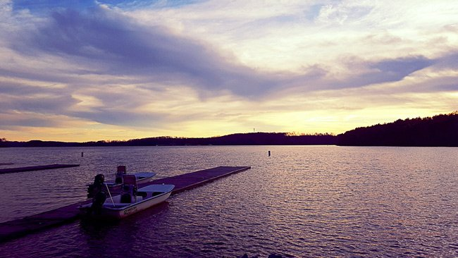 Lake Hartwell Clemson