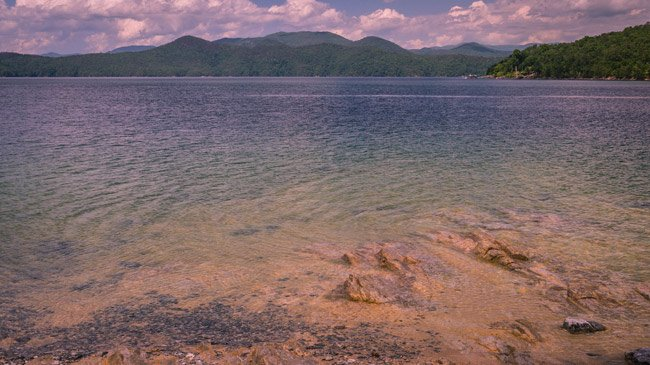 Lake Jocassee, South Carolina