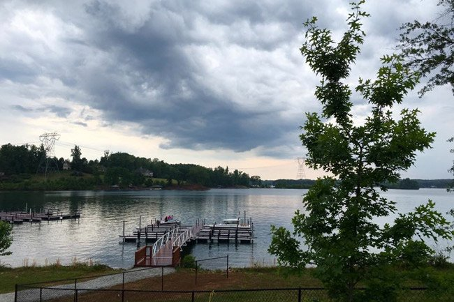 Lake Keowee Oconee County