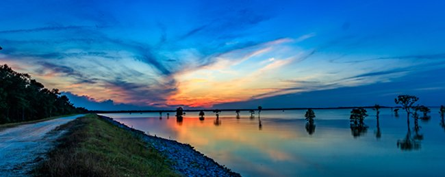 Lake Moultrie - Moncks Corner, South Carolina