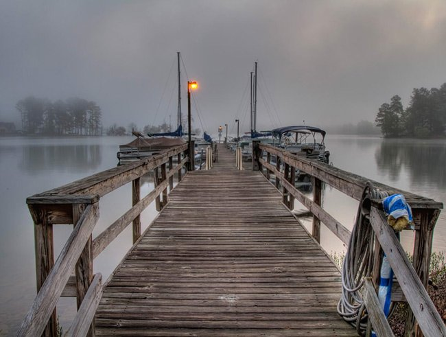 Lake Murray Dock