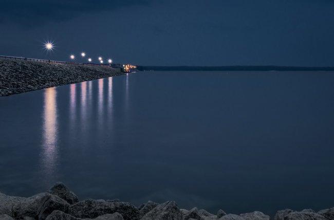 Lake Thurmond Dam