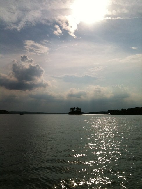 Lake Wateree Kershaw County