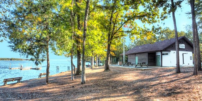 Lake Wateree Shelter