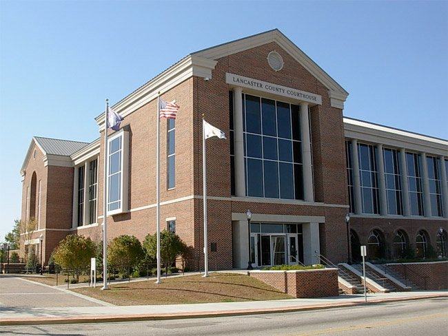 Lancaster County SC Courthouse