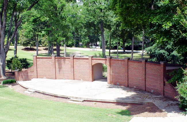 Lander Amphitheater