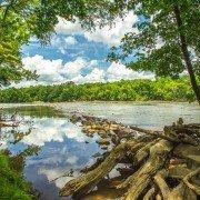 Landsford Canal Park River