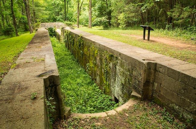 Landsford Canal Park