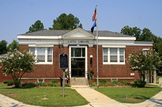Latta (SC) United States  City pictures : Latta Library Latta South Carolina SC