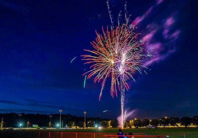Latta Fireworks