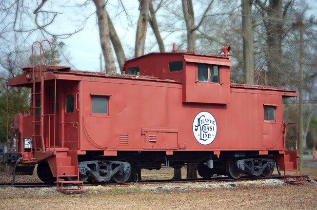 Latta Museum Train