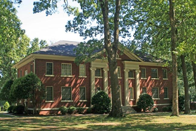 Laurens Hall