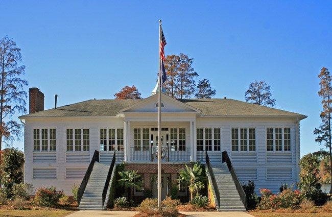 Lawton Pavilion Hartsville