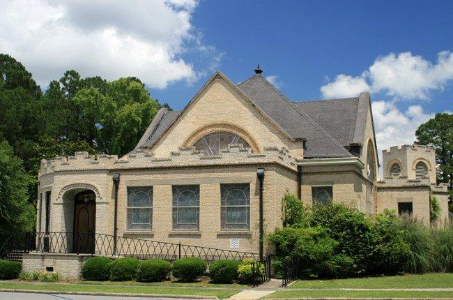 Lawtonville Baptist Estill