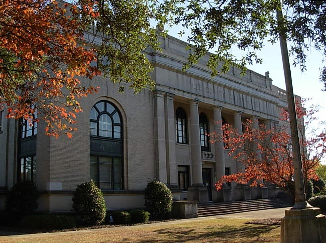 Lee County Courthouse - Bishopville, South Carolina
