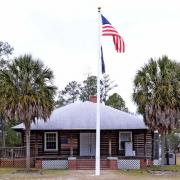 American Legion Hut