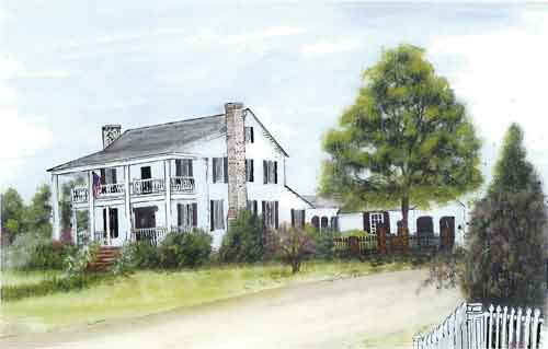 Leonard Brown Plantation