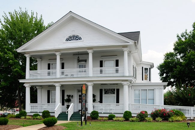 Leroy Springs House