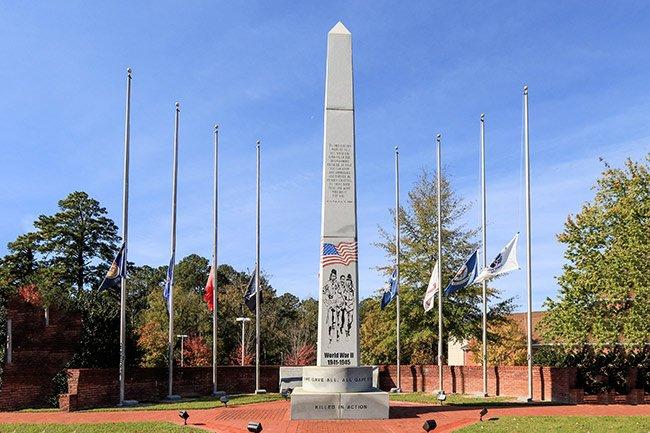Lexington County Veteran Memorial