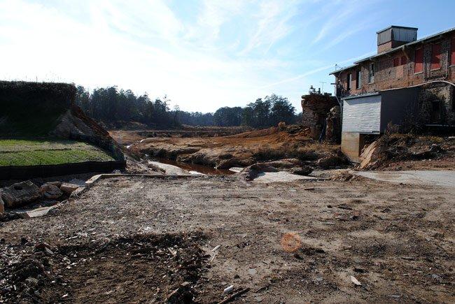 Lexington Mill Dam Breach