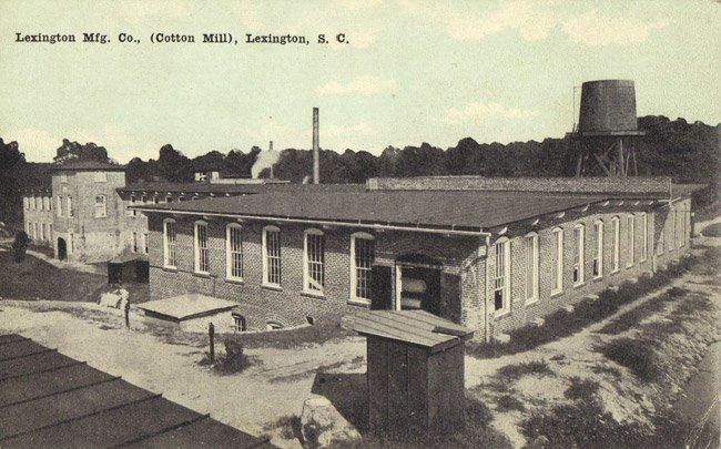Lexington Mill Postcard