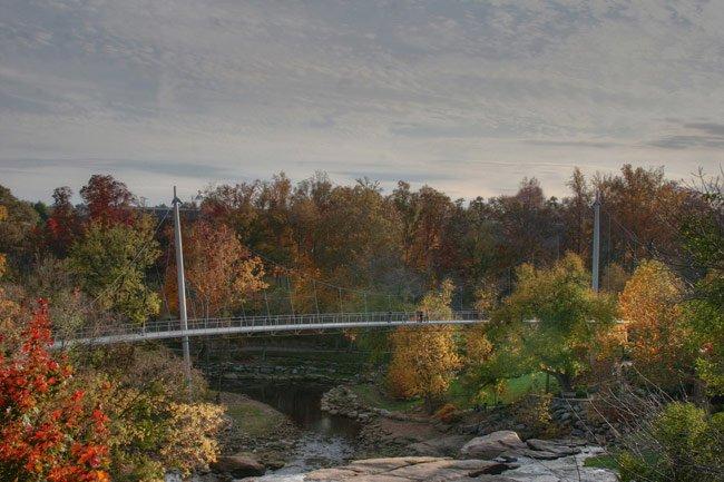 Liberty Bridge Greenville SC
