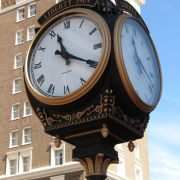 Liberty Clock