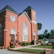 Liberty Hill AME Church