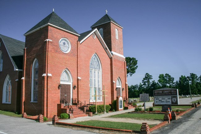 Liberty Hill AME Church