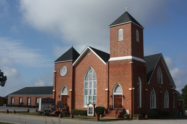 Liberty Hill Church