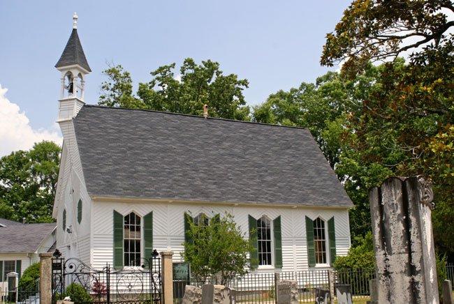 Liberty Hill Presbyterian Church