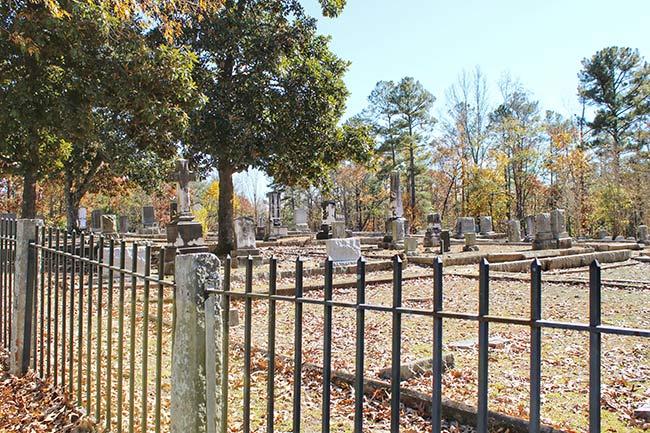Liberty Hill Presbyterian Graveyard