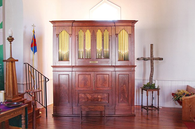 Liberty Hill Presbyterian Church Organ