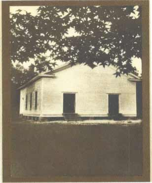 Lickville Church Historic