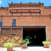 Livery Stable Abbeville Front View