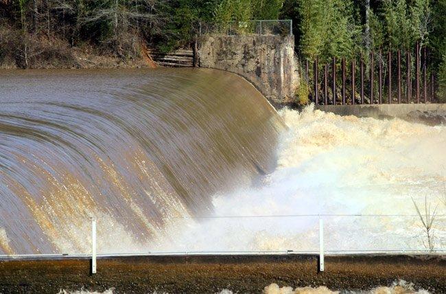 Lockhart Dam