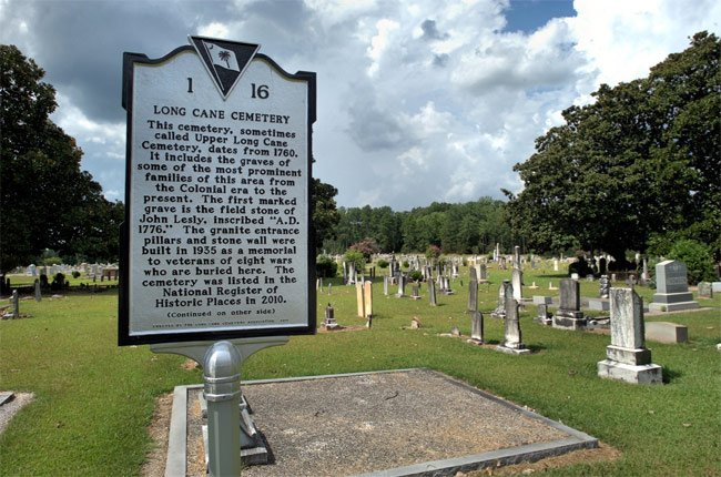 Long Cane Cemetery