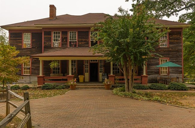 Long Creek Academy Dorm