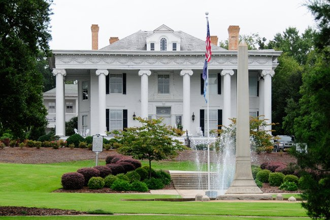 Lookaway Hall in Aiken