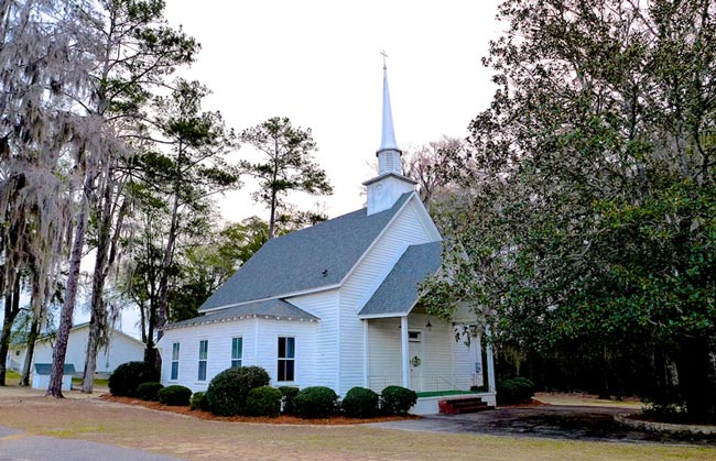 Lower Three Runs Baptist Church